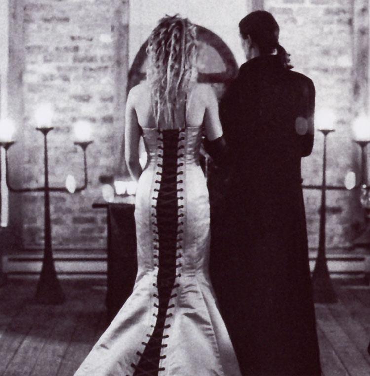 Bespoke Corset Gown